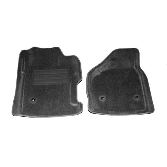 LUND 6020249 Catch-All Floor Mat 2 pc Front Black, Ford