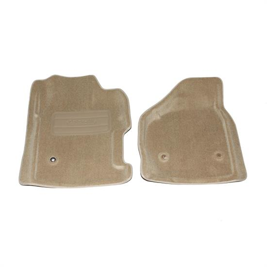 LUND 6020275 Catch-All Floor Mat 2 pc Front Camel, Ford