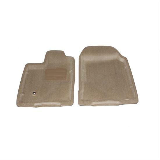 LUND 6020372 Catch-All Floor Mat 2 pc Front Gray, Edge/MKX