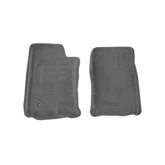 LUND 602424 Catch-All Floor Mat 2 pc Front Gray, Ford/Lincoln