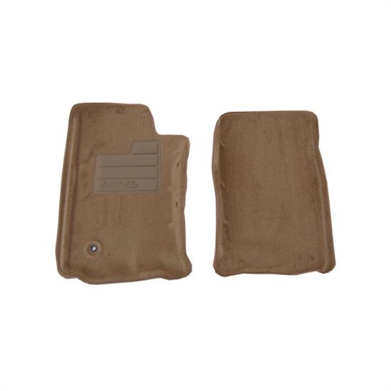 LUND 602426 Catch-All Floor Mat 2 pc Front Beige, Ford/Lincoln