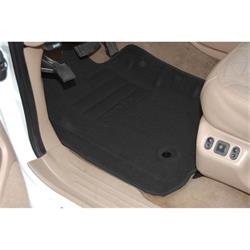 LUND 602443 Catch-All Floor Mat 2 pc Front Grey, Ford