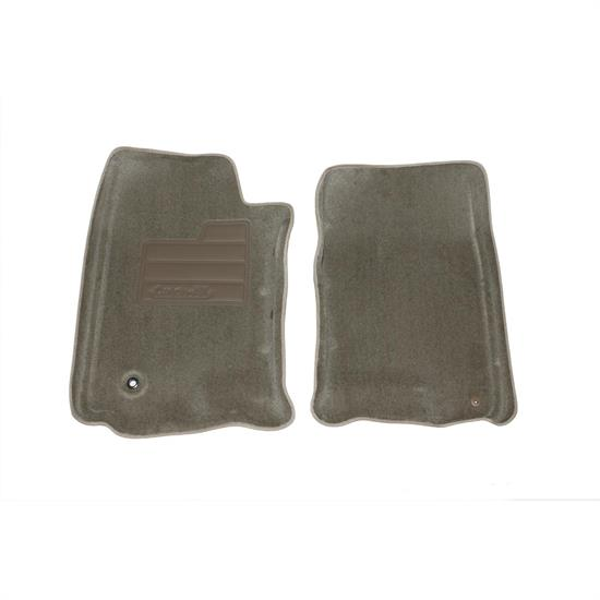 LUND 602446 Catch-All Floor Mat 2 pc Front Beige, Ford/Lincoln