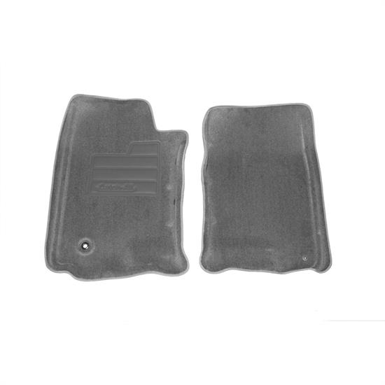 LUND 602454 Catch-All Floor Mat 2 pc Front Gray, Ford/Lincoln