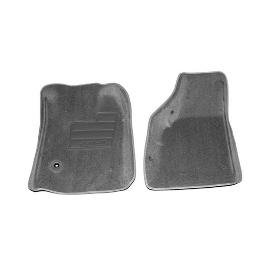 LUND 602624 Catch-All Floor Mat 2 pc Front Gray, Ford