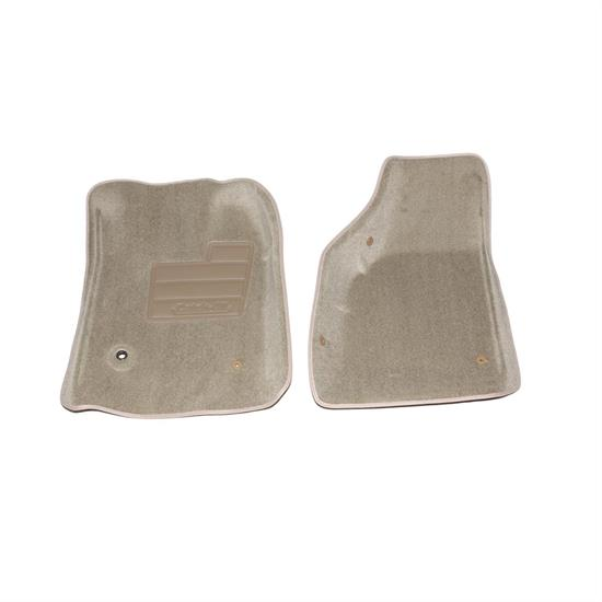 LUND 602627 Catch-All Floor Mat 2 pc Front Beige, Ford