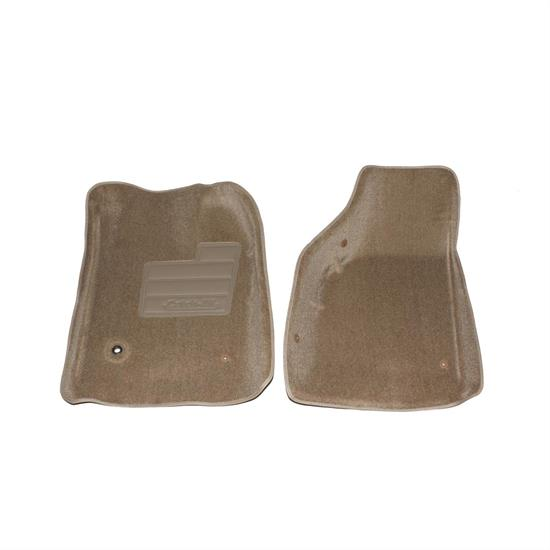 LUND 602667 Catch-All Floor Mat 2 pc Front Beige, Ford