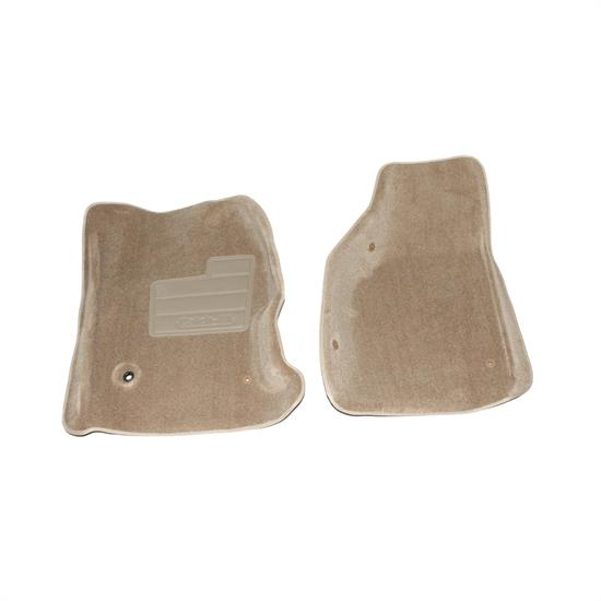LUND 602767 Catch-All Floor Mat 2 pc Front Beige, Ford