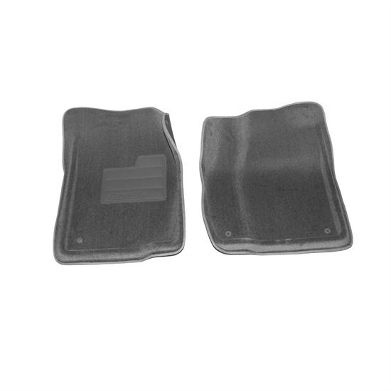 LUND 603030 Catch-All Floor Mat 2 pc Front Gray, Dodge