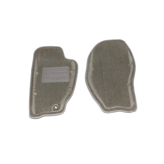 LUND 6040177 Catch-All Floor Mat Front Khaki, 2007-08 Dodge Nitro