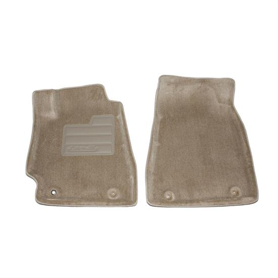 LUND 605347 Catch-All Floor Mat Front Beige, 1998-03 Lexus RX300