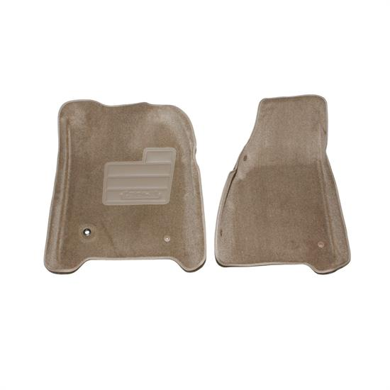 LUND 605767 Catch-All Floor Mat 2 pc Front Beige, Ford