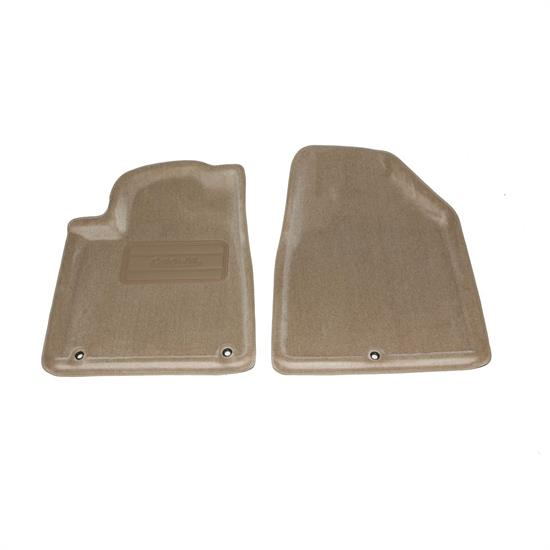 LUND 6060172 Catch-All Floor Mat Front Beige, 2008-10 Acura MDX