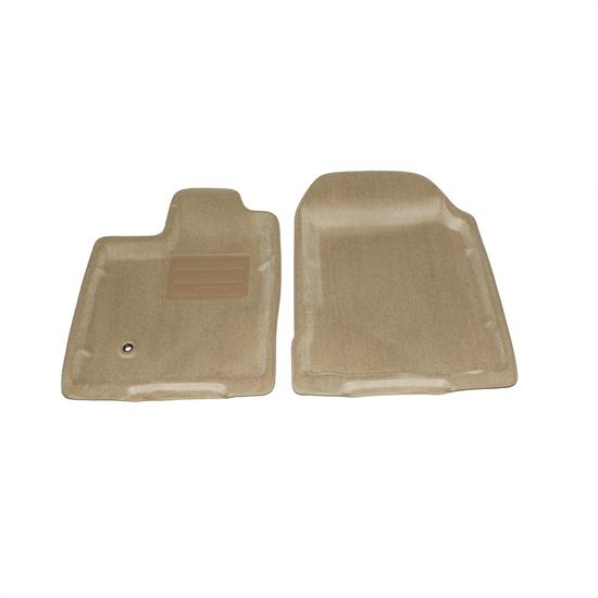 LUND 6060370 Catch-All Floor Mat 2 pc Front Beige, 2008-09 BMW X3