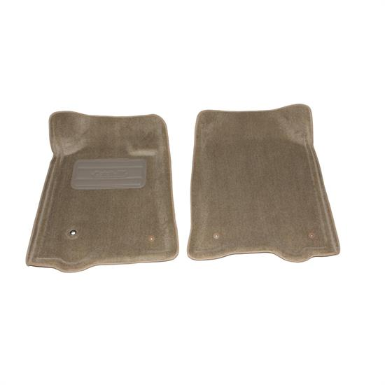 LUND 606253 Catch-All Floor Mat 2 pc Front Beige, 01-05 Sequoia