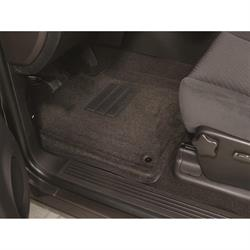 LUND 6064449 Catch-All Floor Mat 2 pc Front Black, 07-10 Wrangler