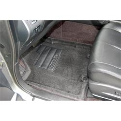 LUND 606749 Catch-All Floor Mat Front Grey, 2003-07 Nissan Murano
