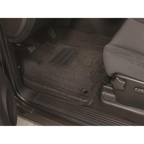 LUND 606870 Catch-All Floor Mat 2 pc Front Black, F-150