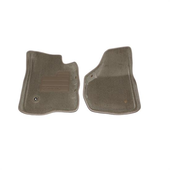 LUND 607046 Catch-All Floor Mat 2 pc Front Beige, 00-05 Excursion