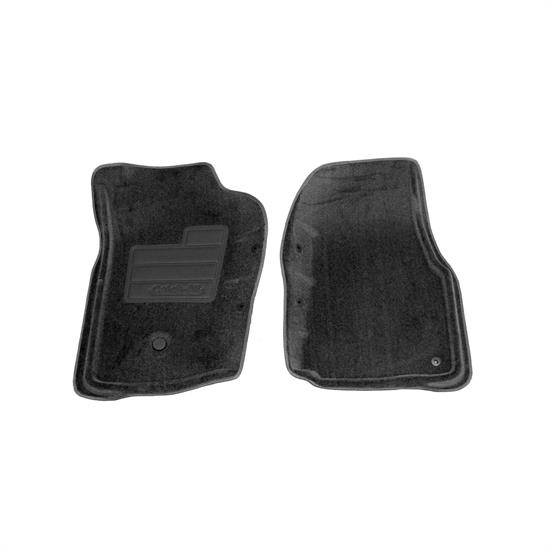LUND 607343 Catch-All Floor Mat 2 pc Front Grey, Ranger/Ranger