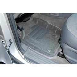 LUND 607643 Catch-All Floor Mat Front Gray, Explorer/Mountaineer