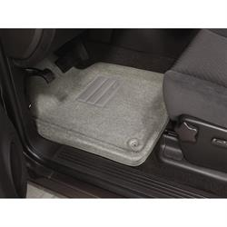 LUND 607971 Catch-All Floor Mat Front Gray, 2002-07 Jeep Liberty