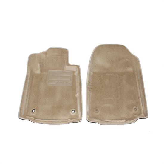 LUND 6080075 Catch-All Floor Mat 2 pc Front Beige, 08-08 Sequoia