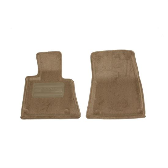 LUND 608325 Catch-All Floor Mat 2 pc Front Beige, 2002-06 BMW X5