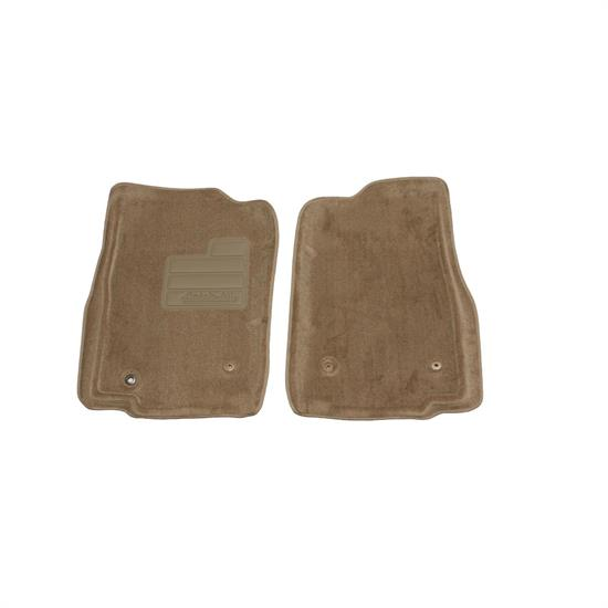 LUND 608447 Catch-All Floor Mat 2 pc Front Beige, 03-06 Navigator