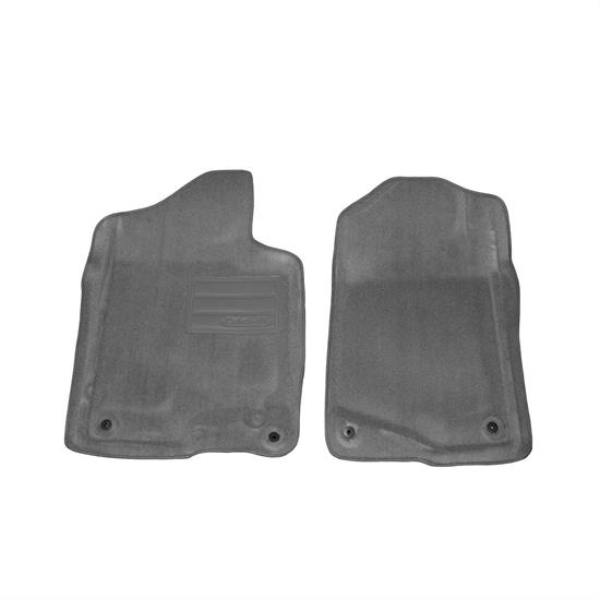 LUND 609578 Catch-All Floor Mat 2 pc Front Gray, Chevy/GMC
