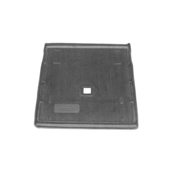LUND 614230 Catch-All Cargo Mat w/o Add A Trunk Gray, Wrangler