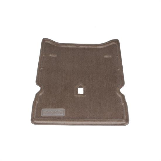 LUND 614433 Catch-All Cargo Mat Beige, 1987-95 Jeep Wrangler