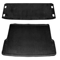 LUND 618861 Catch-All Cargo Mat Black, 2008-10 Nissan Armada