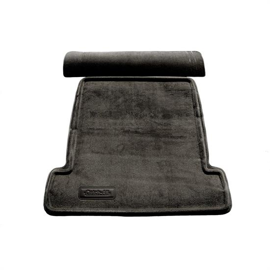 LUND 619262 Catch-All Cargo Mat w/3rd Seat Black, 06-10 Explorer