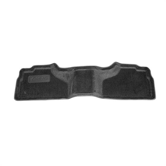 LUND 627949 Catch-All Floor Mat 2nd Seat Grey, 02-07 Jeep Liberty
