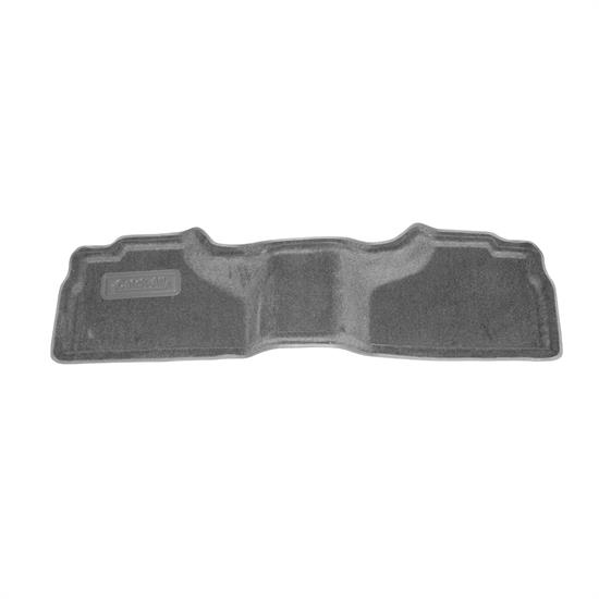 LUND 627971 Catch-All Floor Mat 2nd Seat Gray, 02-07 Jeep Liberty