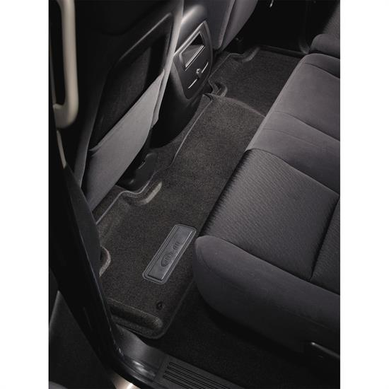 LUND 628061 Catch-All Floor Mat 2nd Seat Black, Trailblazer/Envoy