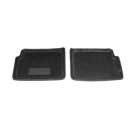 LUND 629361 Catch-All Floor Mat 2nd Seat Black, 2008-08 Chevy HHR