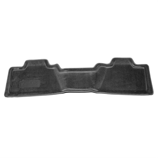 LUND 629661 Catch-All Floor Mat 2nd Seat Grey, Chevy/GMC