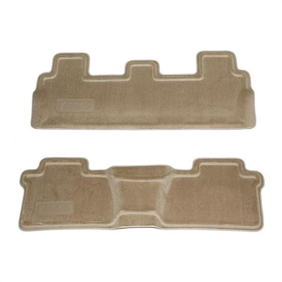 LUND 6580175 Catch-All Floor Mat 2nd/3rd Row Beige, 08-08 Sequoia