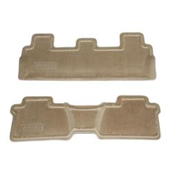 LUND 6580275 Catch-All Floor Mat 2nd/3rd Row Beige, 08-08 Sequoia
