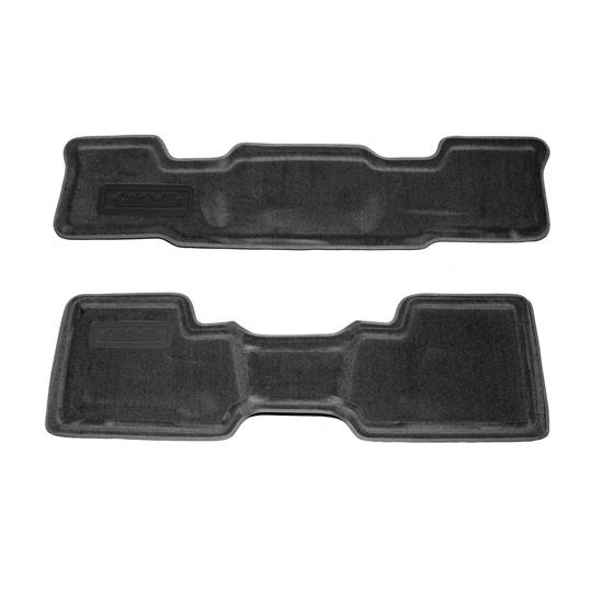 LUND 659262 Catch-All Floor Mat 2nd/3rd Row Black, 06-10 Explorer