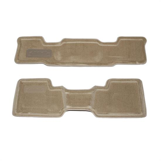 LUND 659275 Catch-All Floor Mat 2nd/3rd Row Beige, 06-10 Explorer
