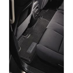 LUND 659661 Catch-All Floor Mat 2nd/3rd Row Grey, Chevy/GMC