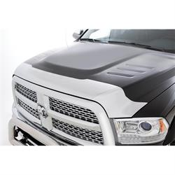LUND 738004 Hood Defender Hood Shield Chrome, Ram 1500