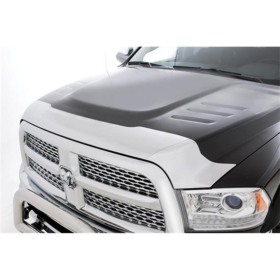 LUND 738096 Hood Defender Hood Shield Chrome, 2015-18 Ford F-150