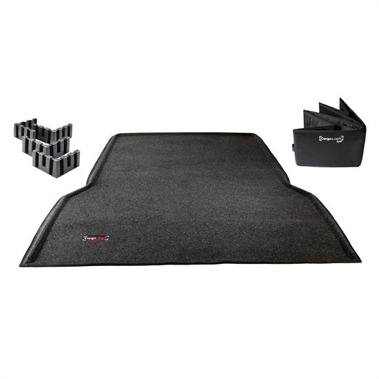 LUND 795006 Cargo-Logic Protective Bed Liner w/ 2 Cargo-Loks F150