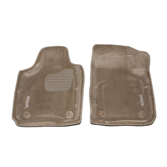 LUND 799325 Catch-All Floor Mat Front Beige, Buick/Chevy/Olds