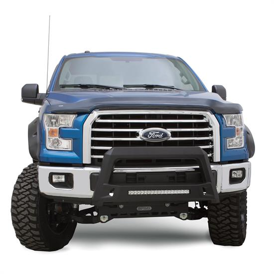 LUND 86521206 Revolution Bull Bar Black, 2004-18 Ford F-150