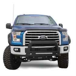 LUND 86521207 Revolution Bull Bar Black, Ford